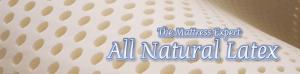 ALL Natural Latex Mattress Topper