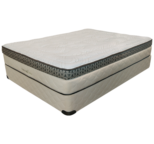 NaturaLatex Bourdolay Plush Mattress