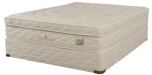 Natura Eco Softique Organic Latex Mattress.