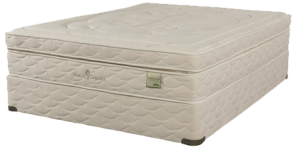 A Top of the Line, Organic Luxury Latex Mattress.