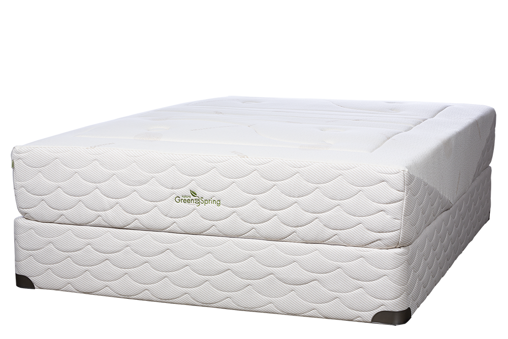 Stearns and Foster Plush Mattress Alternative for Rheumatoid Arthritis.