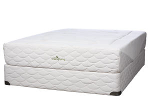A Natura of Canada Greenspring Mattress for Very Heavy People.