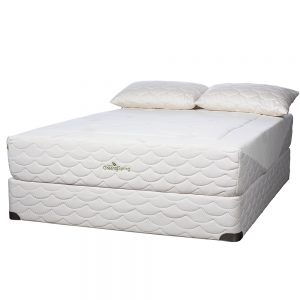 A Mattress for Herniated Discs. Firm Support and a Soft Top.