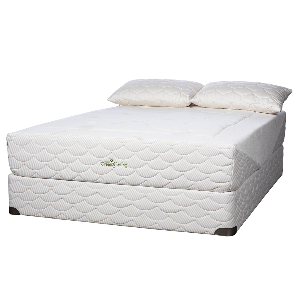 Simmons Beautyrest Classic Riversong Plush Mattress.