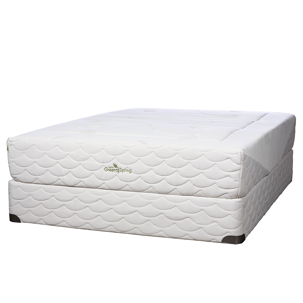 ILD Rating for the Latex in The Natura of Canada Greenspring Firm Mattress?