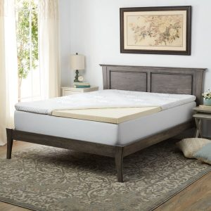 Returning a Simmons Beautyrest Hybrid Mattress.