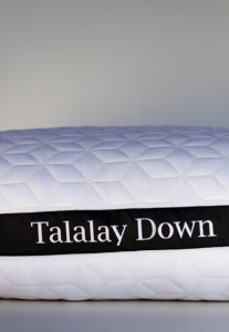 Finely Chopped Latex Pillows to Relieve Neck Pain.