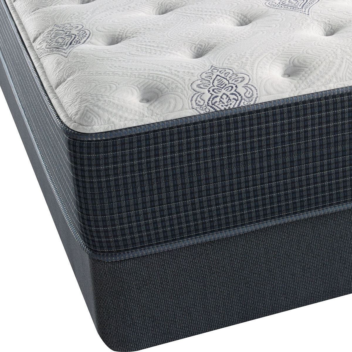 A Simmons Beautyrest Mattress for a Child.
