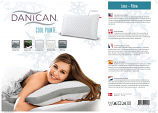 Danican Cool Pointe Latex Pillow