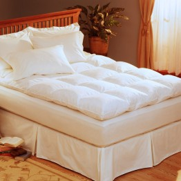 Pacific Coast Luxe Loft Feather Bed Protector