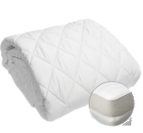 Natura Organic Wool-Filled Mattress Pad