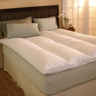 ... Pacific Coast Euro Rest® Feather Bed ...